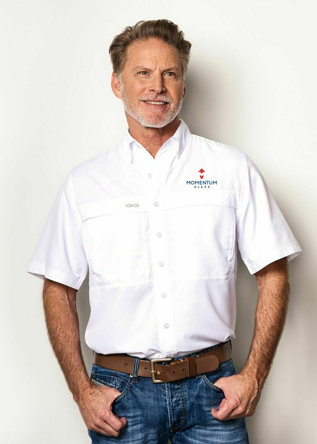 GameGuard Men's Microfiber Short Sleeve Shirts.  Available in 4 Colors.