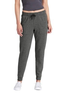 Sport-Tek ® Ladies PosiCharge ® Tri-Blend Wicking Fleece Jogger
