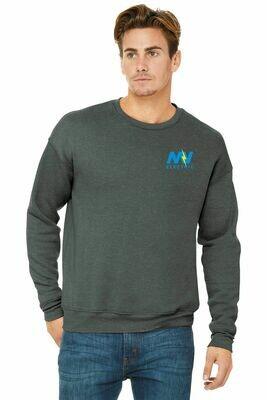 BELLA+CANVAS ® Unisex Sponge Fleece Drop Shoulder Sweatshirt
