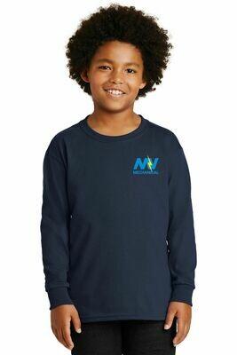Gildan® - Youth Ultra Cotton® 100% Cotton Long Sleeve T-Shirt