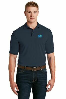 JERZEES® - SpotShield™ 5.6-Ounce Jersey Knit Sport Shirt