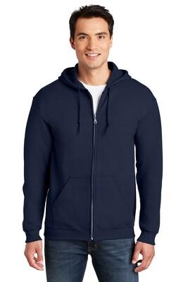 Gildan - Heavy Blend Full Zip Hooded Sweatshirt