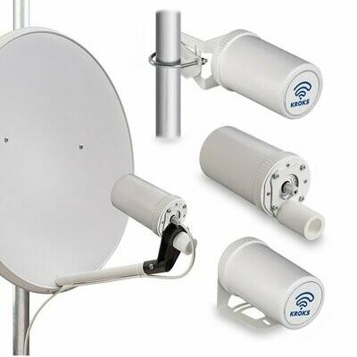 Комплект Дача - оборудование 3G/4G для приема мобильного интернета (Стандарт)