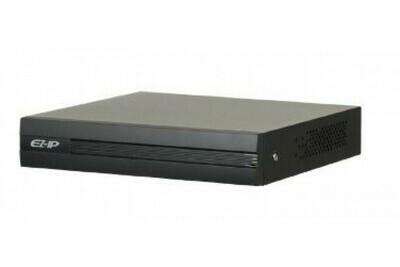 Видеорегистратор EZ-IP AHD видеонаблюдения (4-16 канальный)