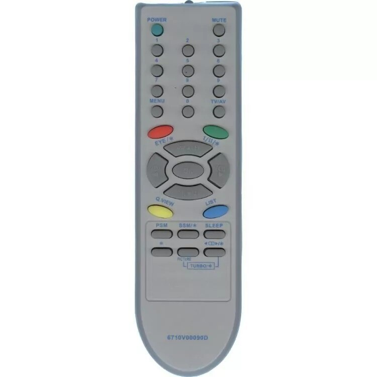 Пульт Huayu для LG 6710V00090D
