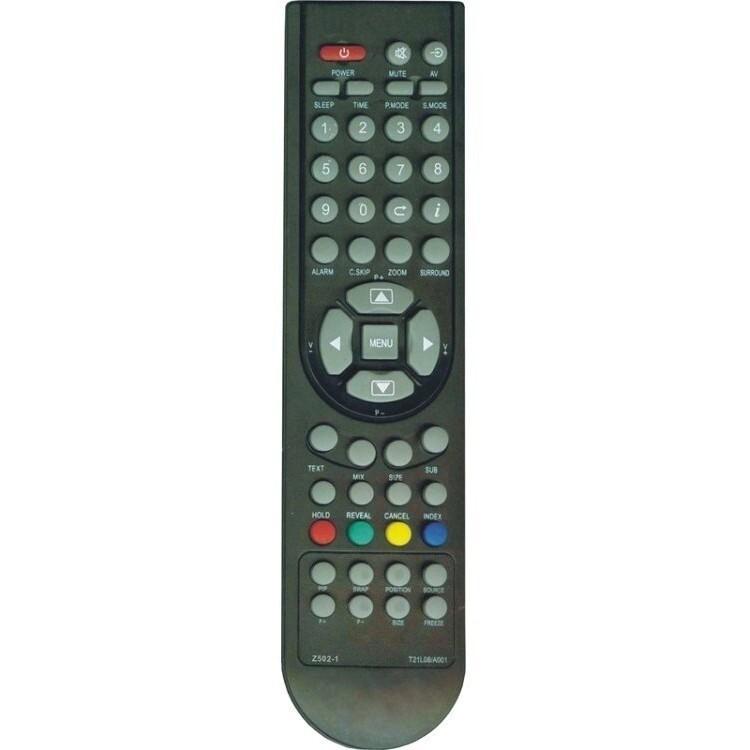Пульт T21L08 для телевизора Daewoo