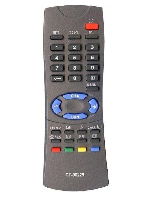 Пульт Huayu CT-90229 (CT-90230) для телевизоров Toshiba