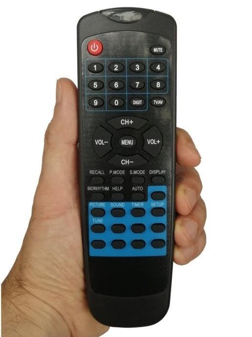 Пульт Huayu KEX1D-C23 (KEX2C-C9 ) для телевизоров Rolsen и Hyundai