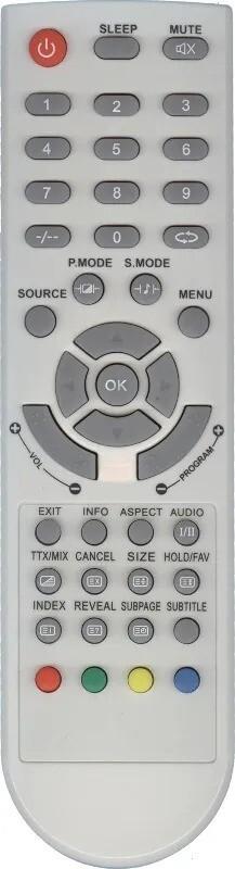 Пульт Huayu для Mystery /HYUNDAI LCD TV6 H-LCD2216 HOB281