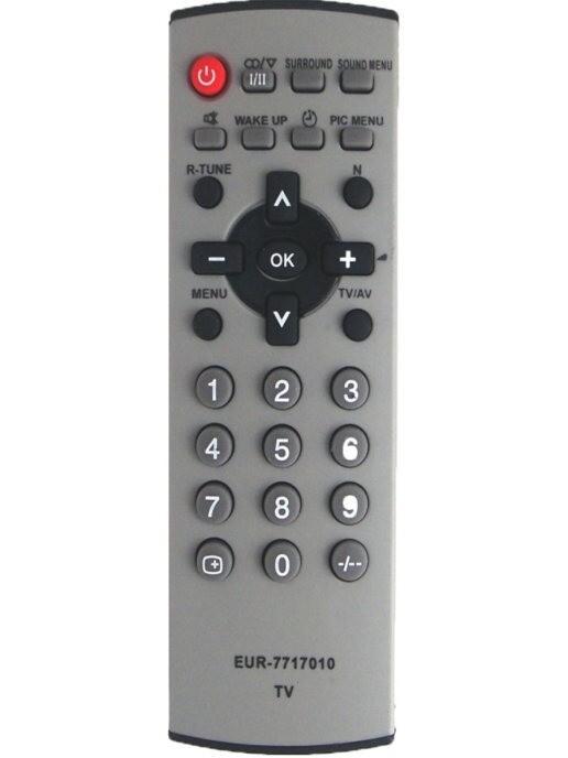 Пульт Huayu EUR7717010 (EUR7717030, EUR7717060, EUR7717040R) для телевизоров Panasonic
