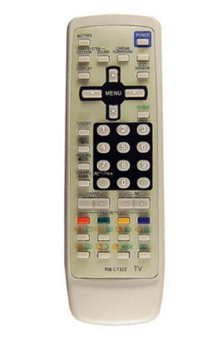 Пульт ДУ Huayu для JVC RM-C1302
