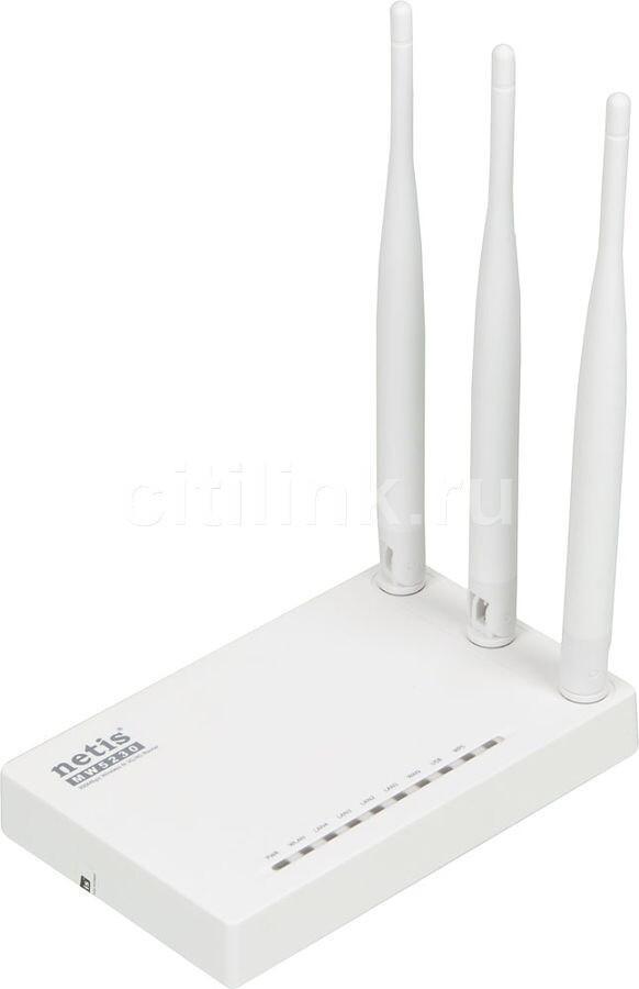 Wi-Fi роутер NETIS MW5230, белый