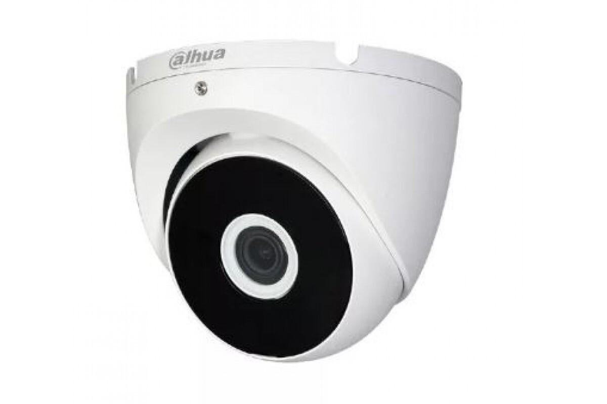 Видеокамера HDCVI купольная EZ-HAC-T2A11P-0280BB 1MP
