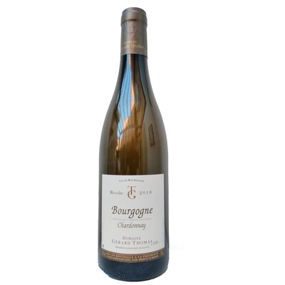 Bourgogne Chardonnay 2018 - Gérard Thomas