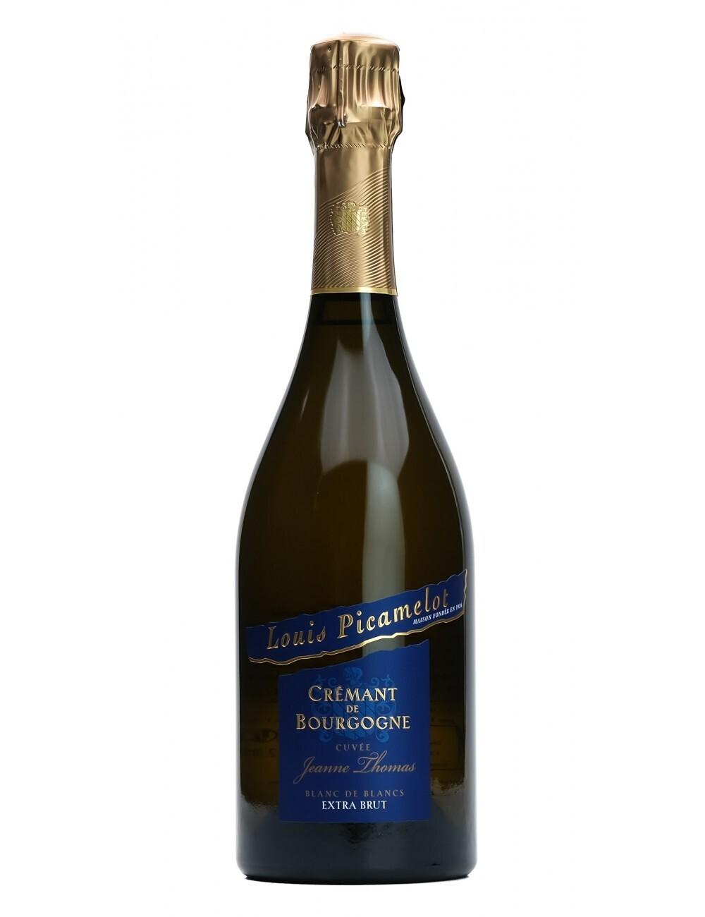 Crémant de Bourgogne Blanc de Blancs  Extra Brut