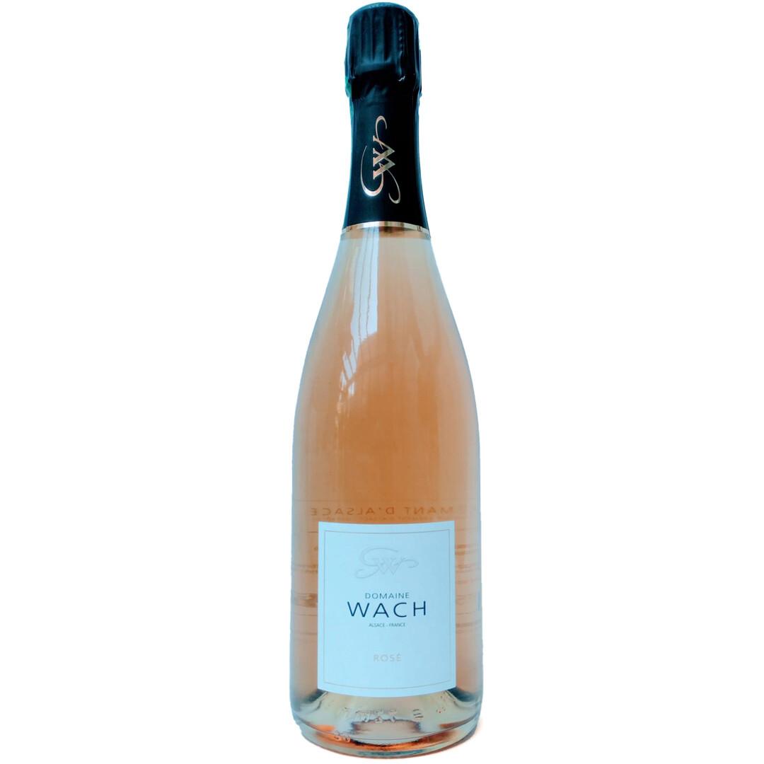 Crémant d'Alsace Rosé Brut - Guy Wach