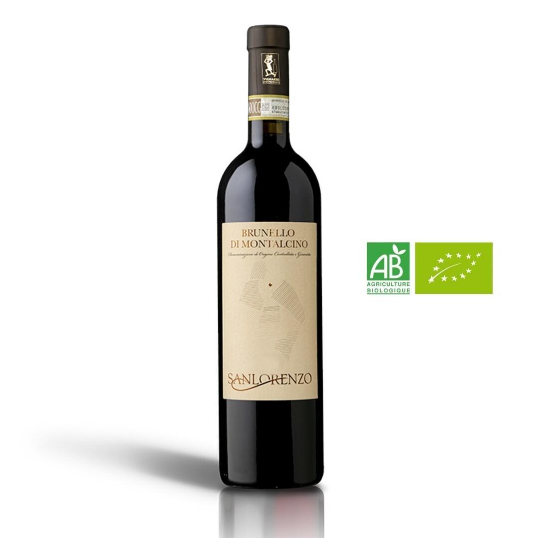 Brunello di Montalcino 2016 - San Lorenzo