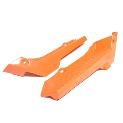 Floor Cover Set Orange