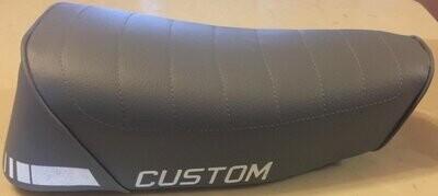 2. Custom Cover Grey