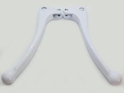 20. Lever Set White