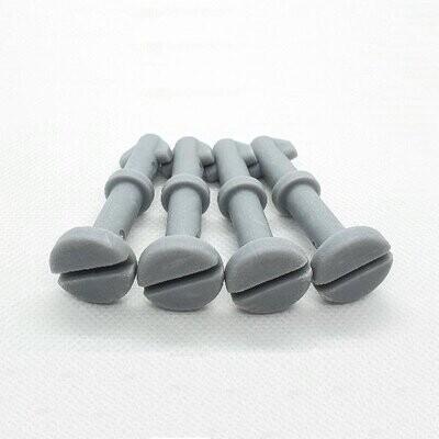 15. 4x Pin Grey