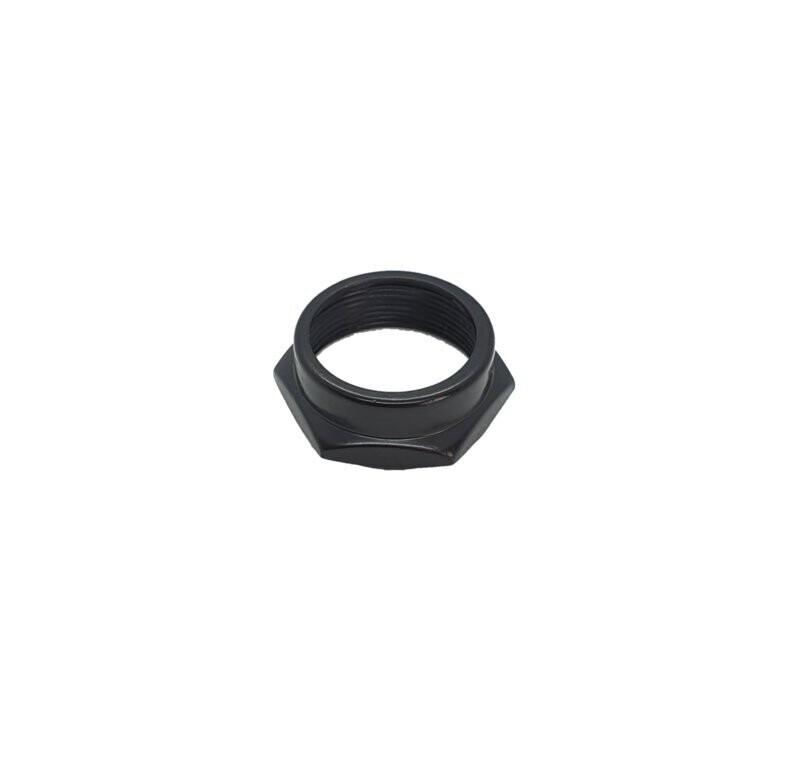 10. Nut Steering Stem Black