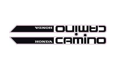 Honda Camino Set Black