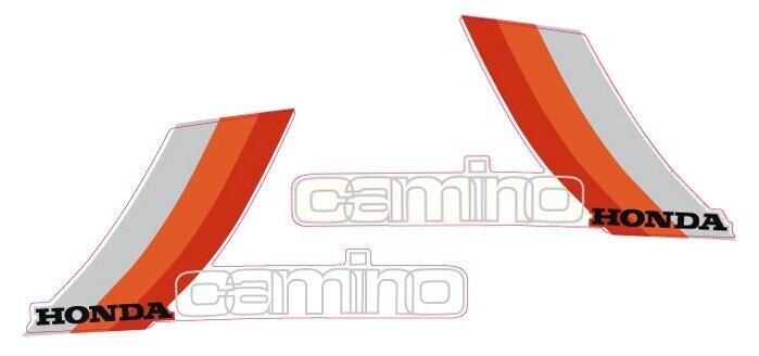 PA50 Set Orange/White