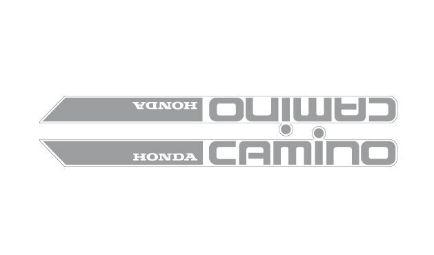 Honda Camino Set Grey