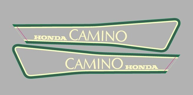 Honda Camino Set Green