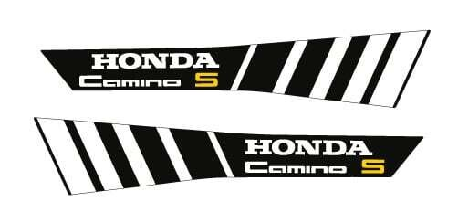 Honda PA50 Set S Black