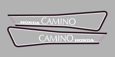 Honda Camino Set White