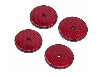 15. Reflector Set Red