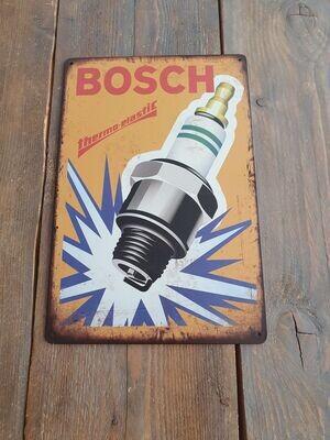 Bosh Retro Metal Sign