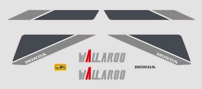 1990 Wallaroo Set Model 04