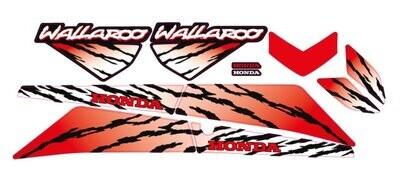 1993 Honda Wallaroo Set 5