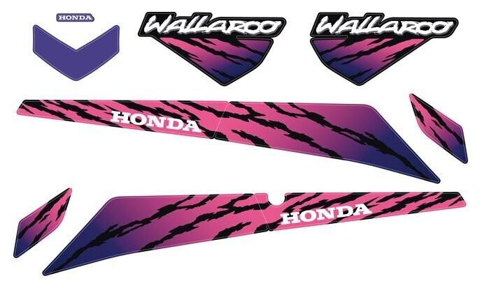 1993 Honda Wallaroo Set 2