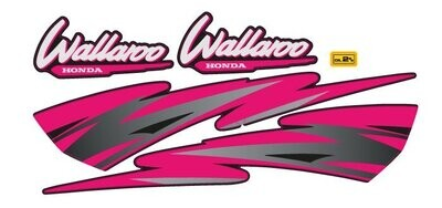 1997-2001 Wallaroo Set Pink