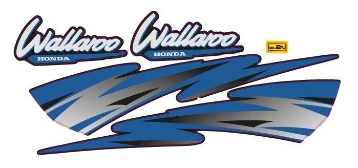 1997-2001 Wallaroo Set Blue