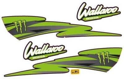 1997-2001 Wallaroo Special Set