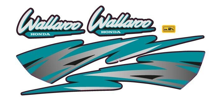 1997-2001 Wallaroo Set Green