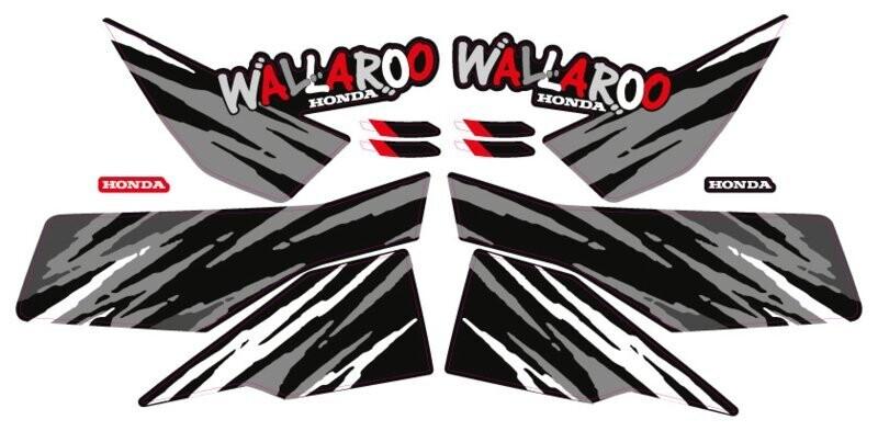 Honda Wallaroo Speciaal Set 3