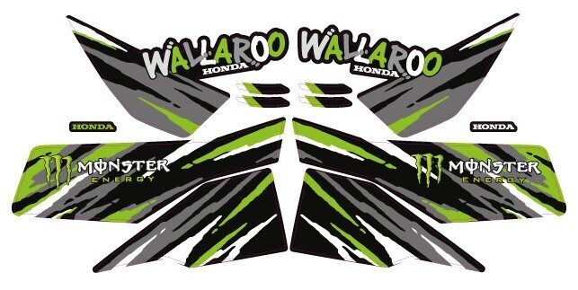 Honda Wallaroo Special Set