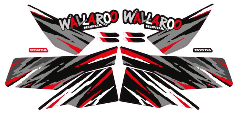 Honda Wallaroo Special Set 2