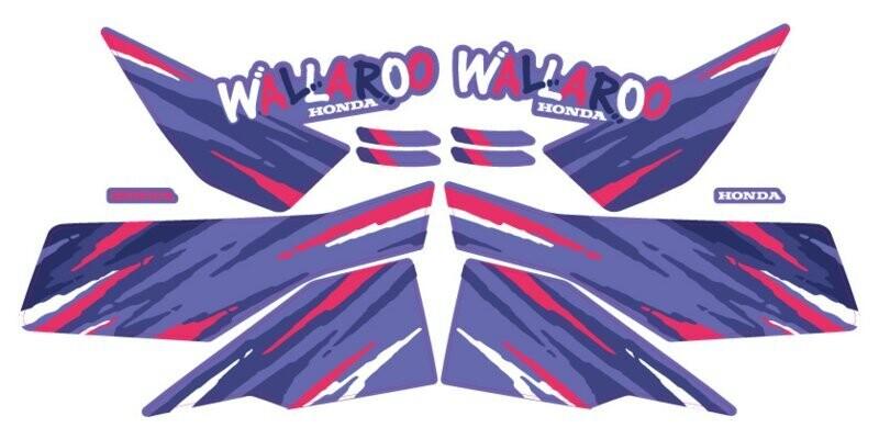 Honda Wallaroo Speciaal Set 7