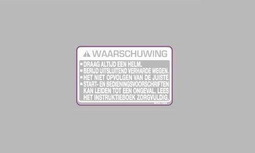 Warning Helmet