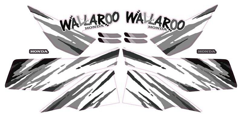 Honda Wallaroo Speciaal Set 6