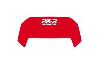 Decal Frontmask PX-R Red