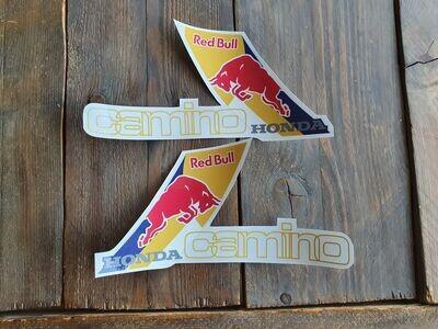 PA50 Set Red Bull Yellow