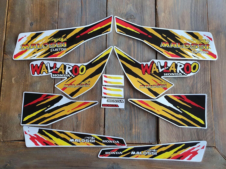 Honda Wallaroo Special Set Malossi